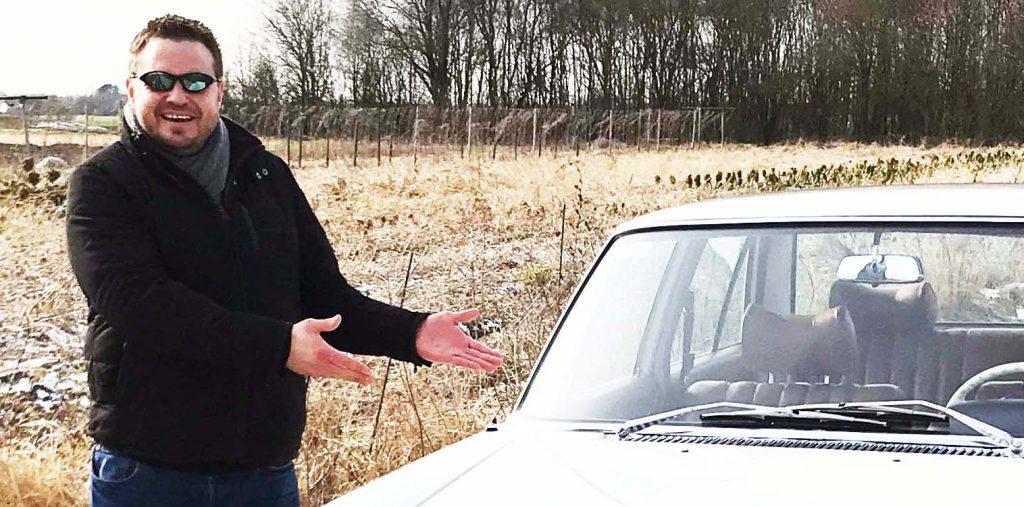 Max Riemann mit Benz Links Startseite