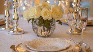 Hochzeitstisch Links Hochzeitsleute