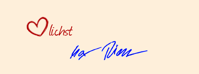 Unterschrift Max Riemann